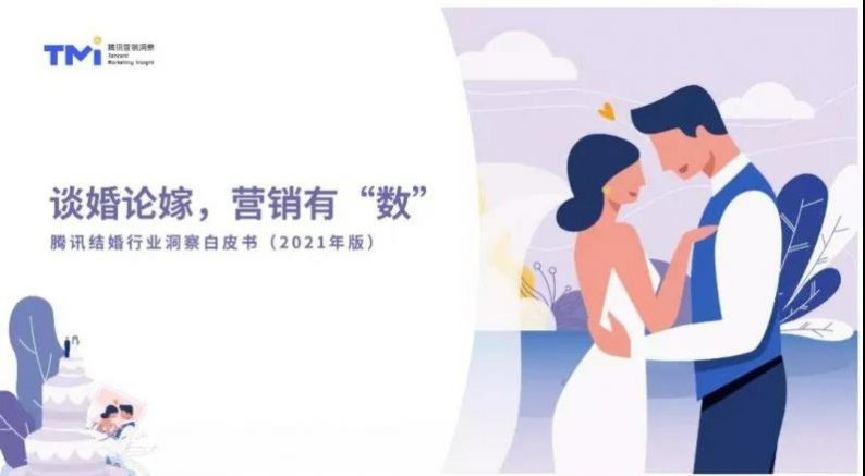 """年终盘点:2020中国结婚产业""""数据报告""""  第3张"""