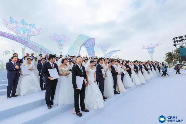 """阿龙设计、吉尼斯世界记录!""""让爱飞翔""""世纪婚礼盛典  第10张"""