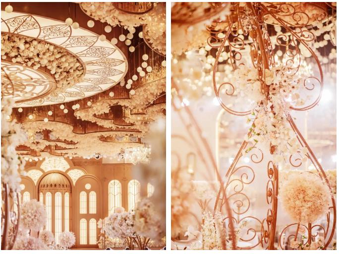 婚礼堂发布:三大主题宴会厅!晋城屈指可数的一站式宴会酒店  第15张
