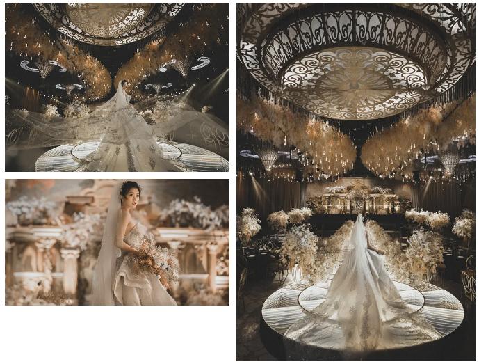 婚礼堂发布:占地2万平!哈市首家园林式巴洛克风格婚礼庄园  第4张