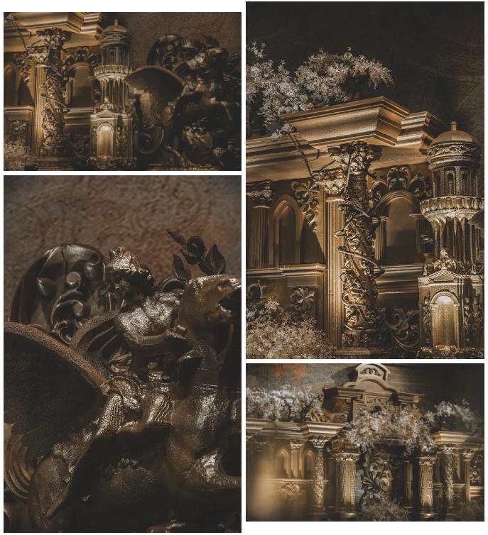 婚礼堂发布:占地2万平!哈市首家园林式巴洛克风格婚礼庄园  第11张