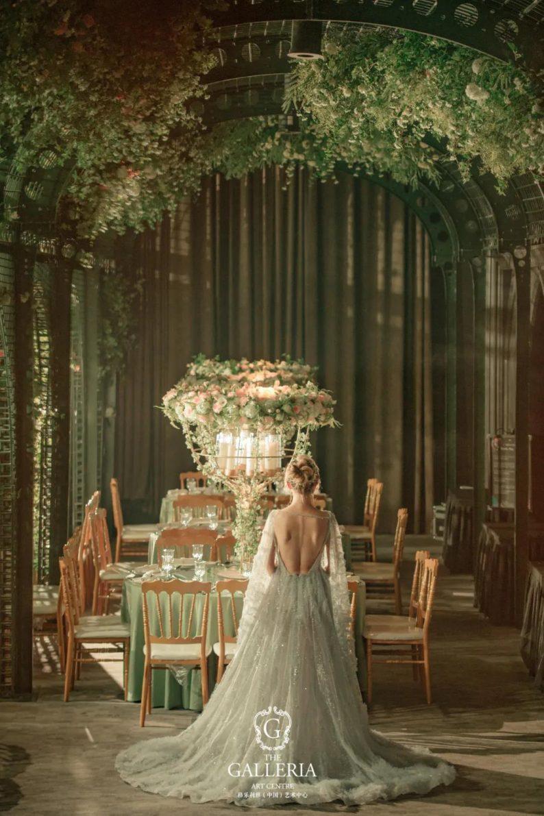 婚礼堂发布:年度人气场景!格乐利雅花样主题婚礼艺术厅  第19张
