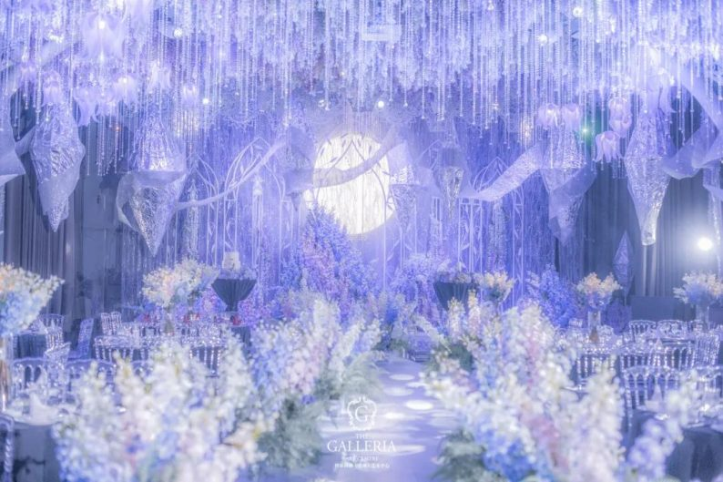 婚礼堂发布:年度人气场景!格乐利雅花样主题婚礼艺术厅  第22张