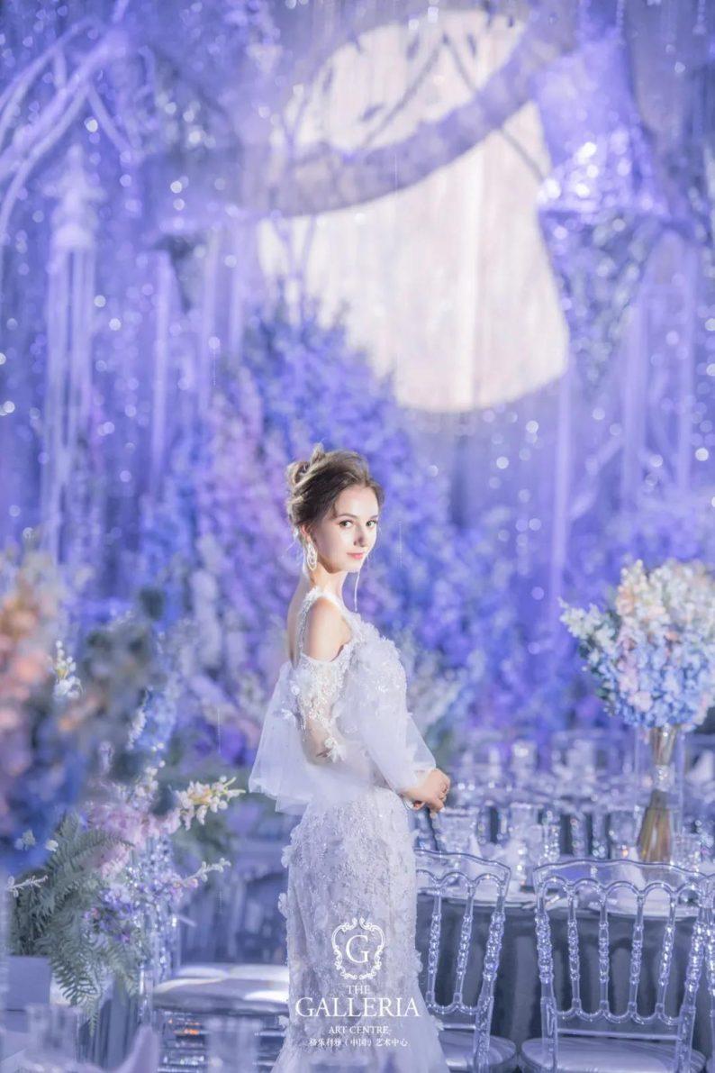 婚礼堂发布:年度人气场景!格乐利雅花样主题婚礼艺术厅  第23张