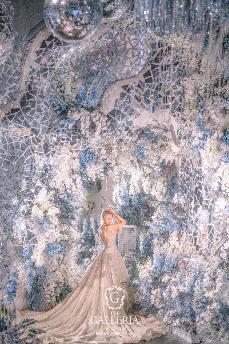 婚礼堂发布:年度人气场景!格乐利雅花样主题婚礼艺术厅  第25张