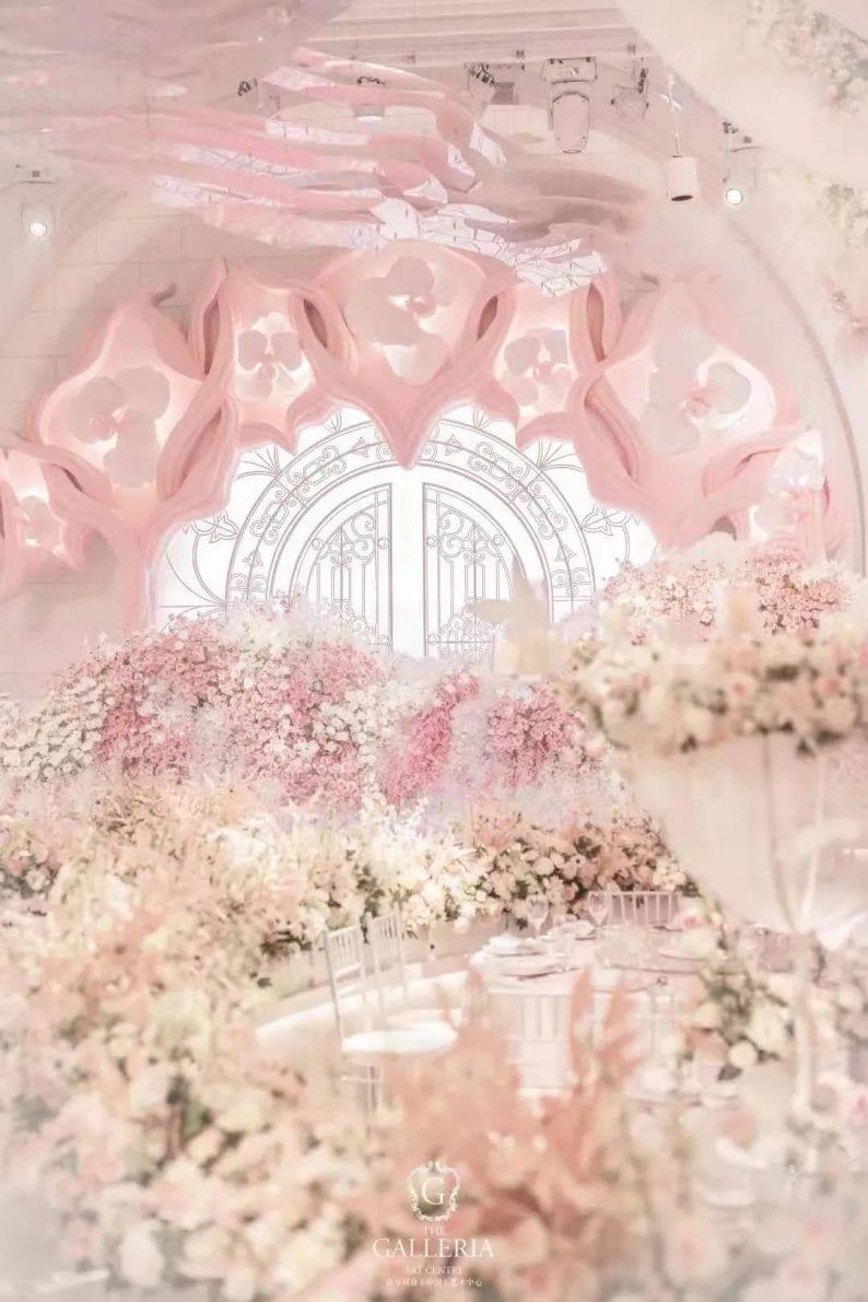 婚礼堂发布:年度人气场景!格乐利雅花样主题婚礼艺术厅  第31张
