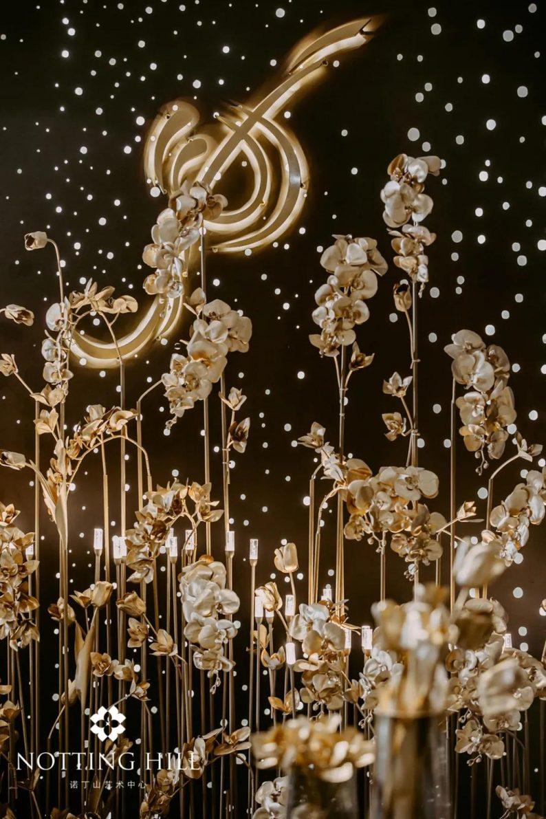 全国6大门店!诺丁山艺术中心近30个百万级宴会厅  第7张