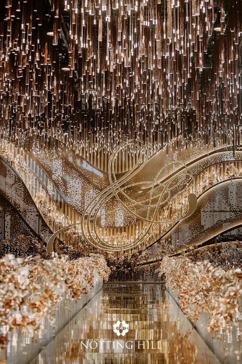 全国6大门店!诺丁山艺术中心近30个百万级宴会厅  第8张