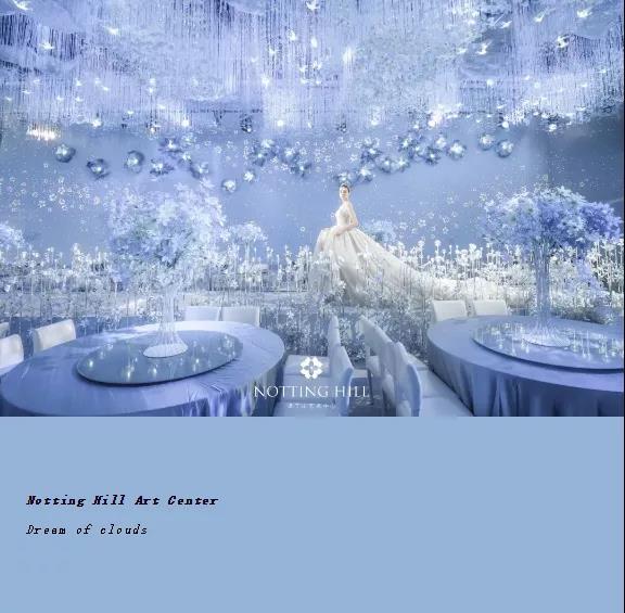 全国6大门店!诺丁山艺术中心近30个百万级宴会厅  第17张