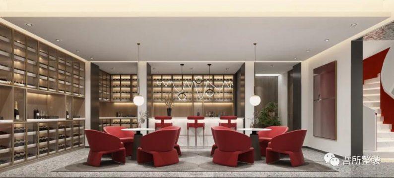 婚礼堂发布:吉盛·恒悦宴会厅销售中心设计解读  第5张