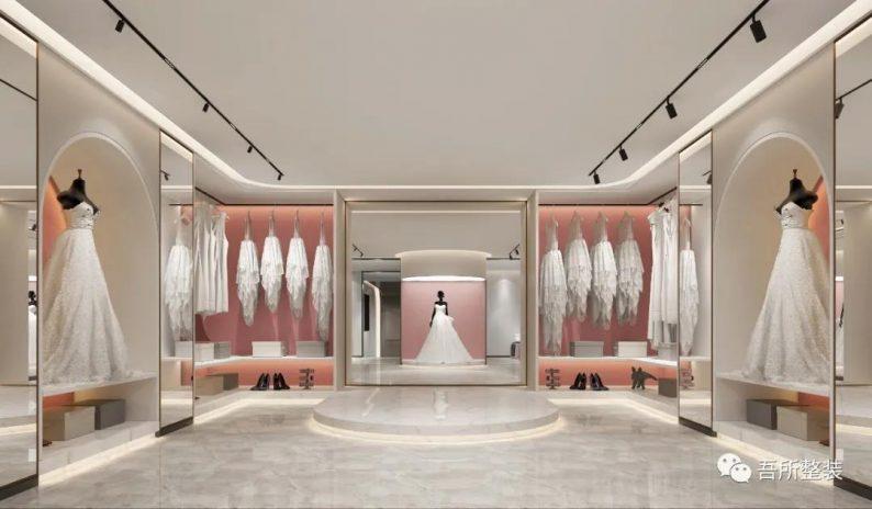 婚礼堂发布:吉盛·恒悦宴会厅销售中心设计解读  第8张