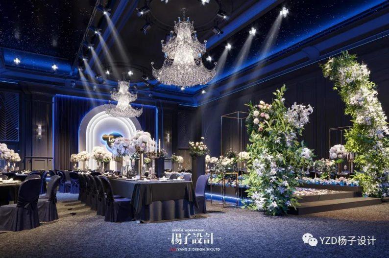 婚礼堂发布:3万方、16个宴会厅!贵州喜玛拉雅宴会艺术中心  第1张