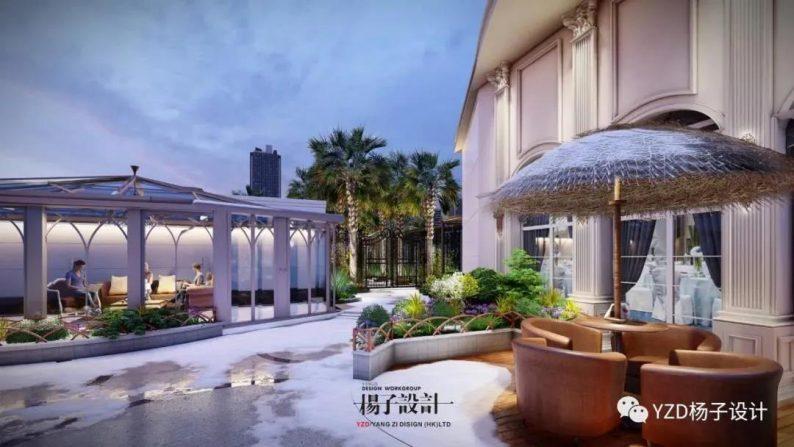 婚礼堂发布:3万方、16个宴会厅!贵州喜玛拉雅宴会艺术中心  第4张