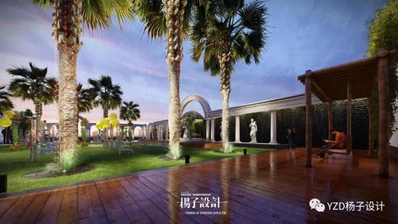 婚礼堂发布:3万方、16个宴会厅!贵州喜玛拉雅宴会艺术中心  第8张