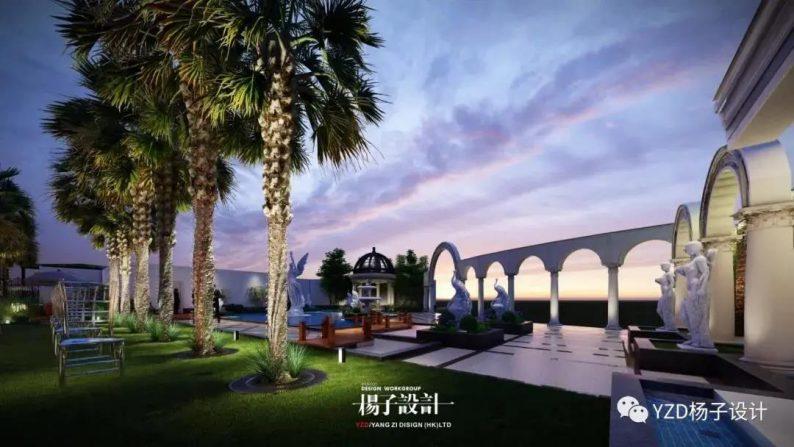 婚礼堂发布:3万方、16个宴会厅!贵州喜玛拉雅宴会艺术中心  第9张