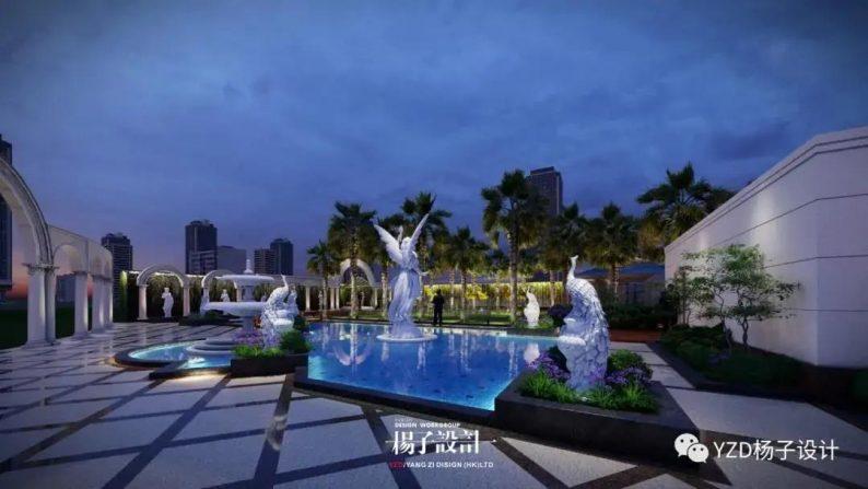 婚礼堂发布:3万方、16个宴会厅!贵州喜玛拉雅宴会艺术中心  第10张