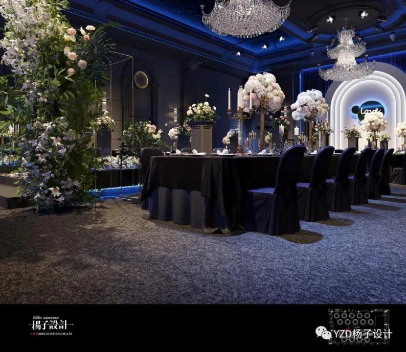 婚礼堂发布:3万方、16个宴会厅!贵州喜玛拉雅宴会艺术中心  第14张