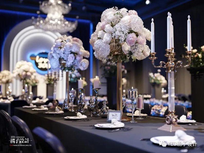 婚礼堂发布:3万方、16个宴会厅!贵州喜玛拉雅宴会艺术中心  第16张
