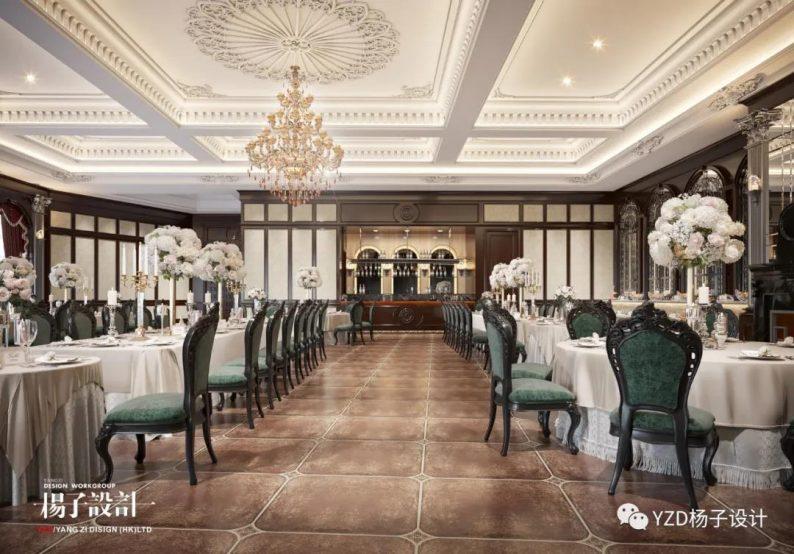 婚礼堂发布:3万方、16个宴会厅!贵州喜玛拉雅宴会艺术中心  第29张