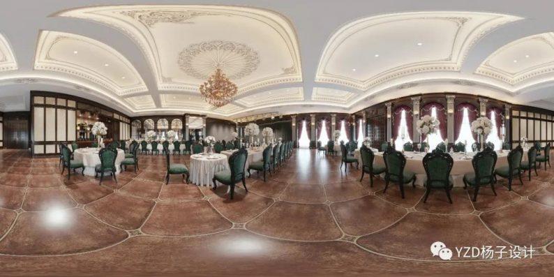 婚礼堂发布:3万方、16个宴会厅!贵州喜玛拉雅宴会艺术中心  第30张