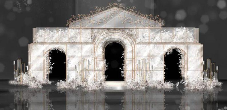 婚礼堂发布:即将开业!延吉珲春首家高端网红婚礼厅  第3张