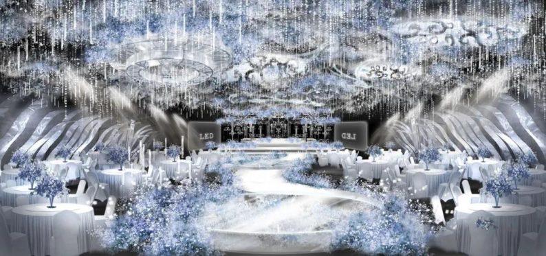婚礼堂发布:即将开业!延吉珲春首家高端网红婚礼厅  第5张