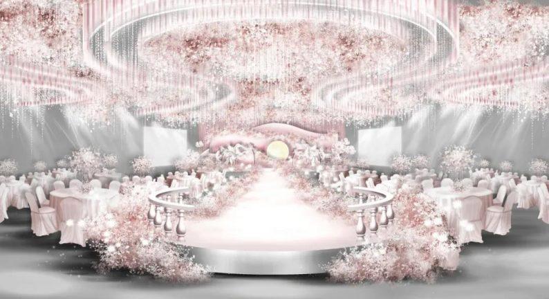 婚礼堂发布:即将开业!延吉珲春首家高端网红婚礼厅  第8张