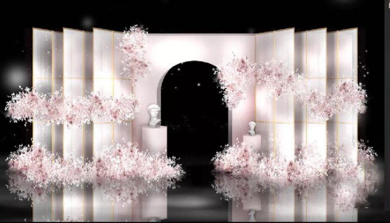 婚礼堂发布:即将开业!延吉珲春首家高端网红婚礼厅  第10张