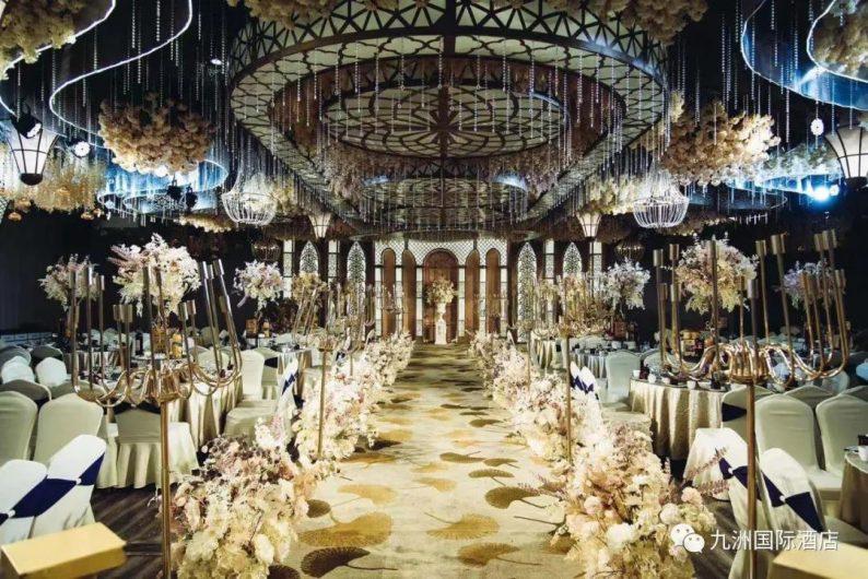 婚礼堂发布:3大主题宴会厅!铜川首家文化主题酒店  第1张