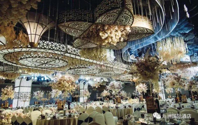 婚礼堂发布:3大主题宴会厅!铜川首家文化主题酒店  第2张