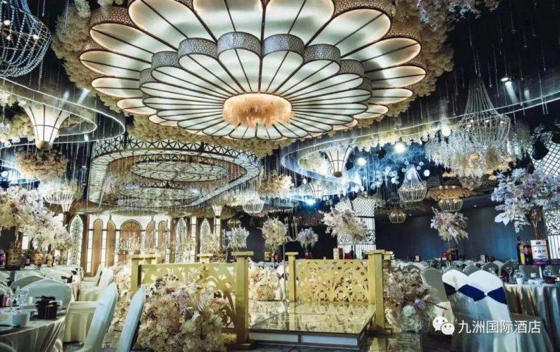婚礼堂发布:3大主题宴会厅!铜川首家文化主题酒店  第3张