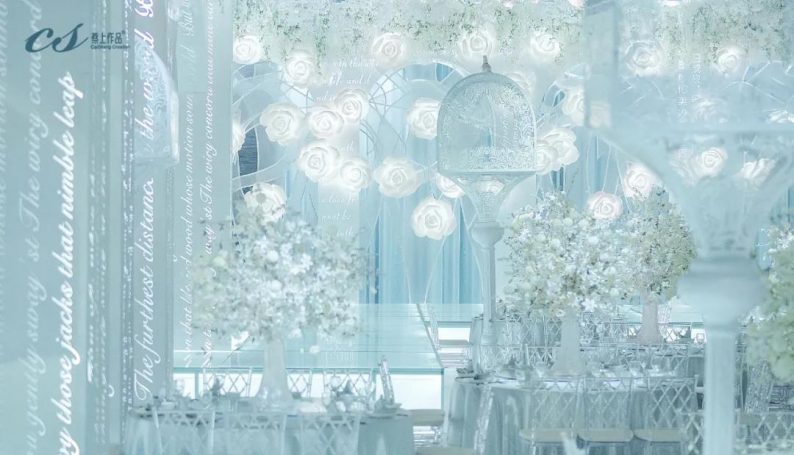 大美婚礼堂:200家经典婚礼堂设计合集  第7张