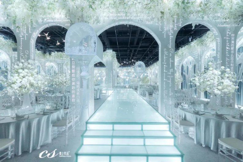 大美婚礼堂:200家经典婚礼堂设计合集  第8张