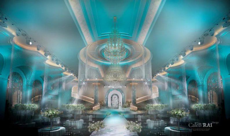 大美婚礼堂:200家经典婚礼堂设计合集  第10张