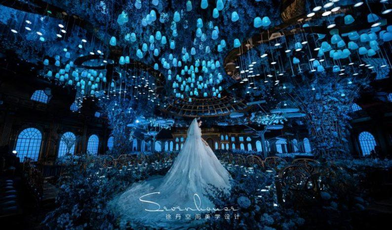 大美婚礼堂:200家经典婚礼堂设计合集  第15张