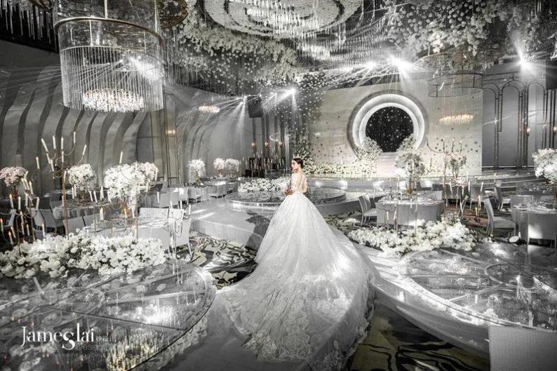 大美婚礼堂:200家经典婚礼堂设计合集  第20张