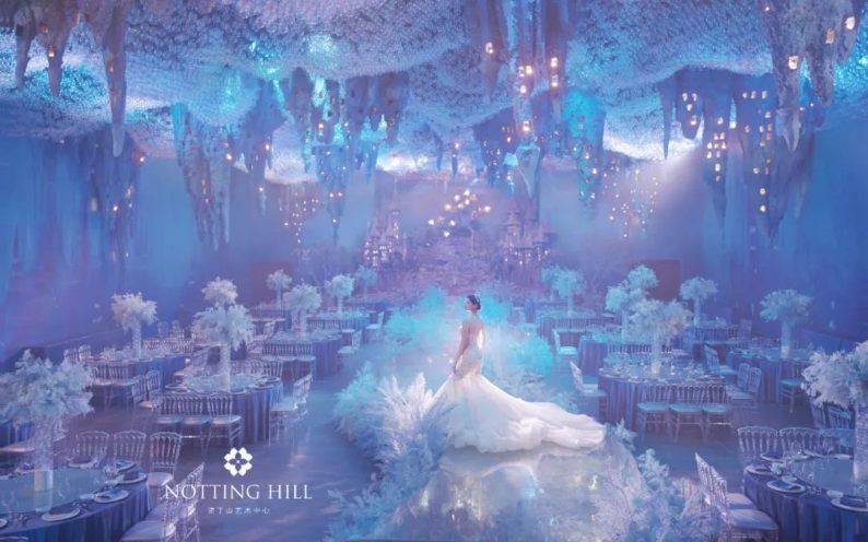 大美婚礼堂:200家经典婚礼堂设计合集  第24张