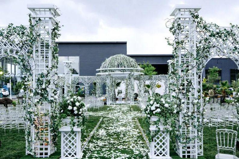 大美婚礼堂:200家经典婚礼堂设计合集  第31张