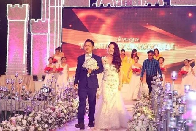 耗资400万元,越南富商为女儿举办婚礼!  第2张