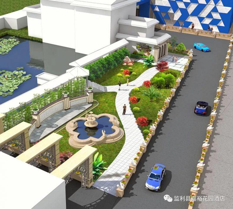 婚礼堂发布:1.5万方!大体量、多风格、高规格的一站式宴会中心  第3张