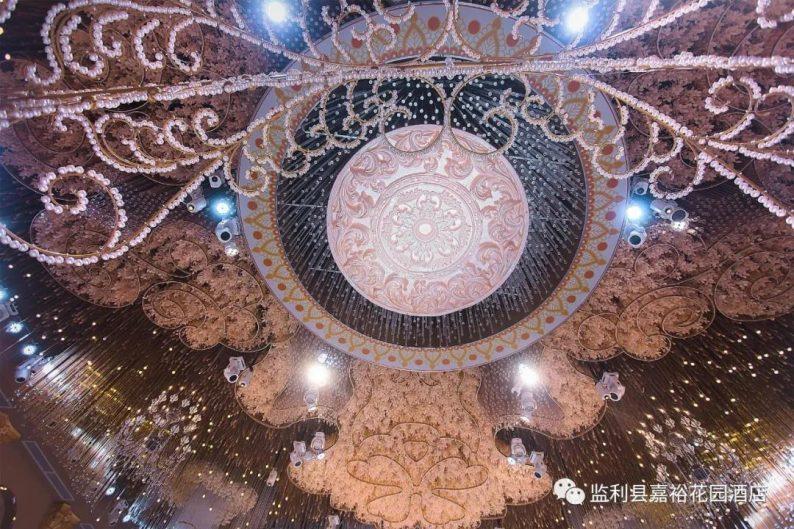婚礼堂发布:1.5万方!大体量、多风格、高规格的一站式宴会中心  第10张