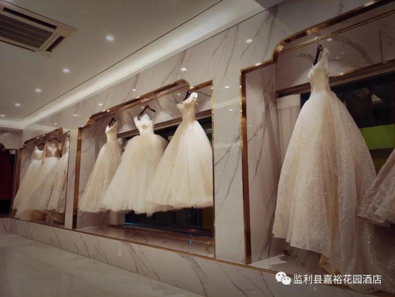 婚礼堂发布:1.5万方!大体量、多风格、高规格的一站式宴会中心  第12张