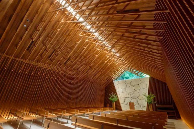 全新改造,京都威斯汀酒店教堂  第2张