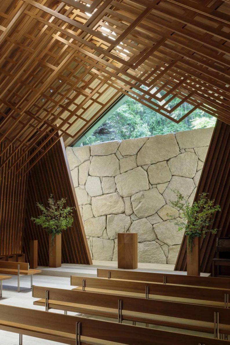 全新改造,京都威斯汀酒店教堂  第3张