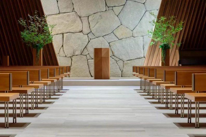 全新改造,京都威斯汀酒店教堂  第4张