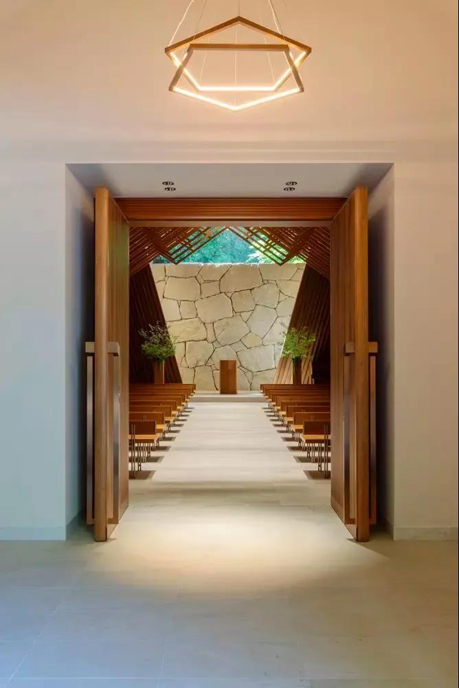 全新改造,京都威斯汀酒店教堂  第5张