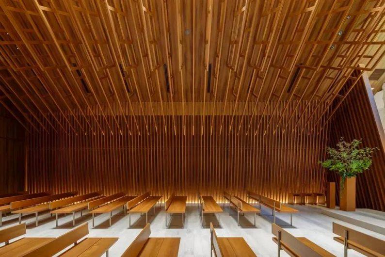 全新改造,京都威斯汀酒店教堂  第9张