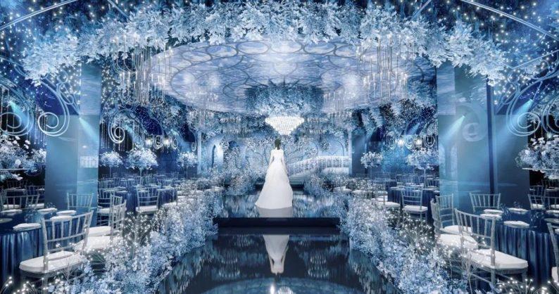 婚礼堂发布:聚千万资本、打造生活秀场!五线城市婚礼堂连锁产业  第12张