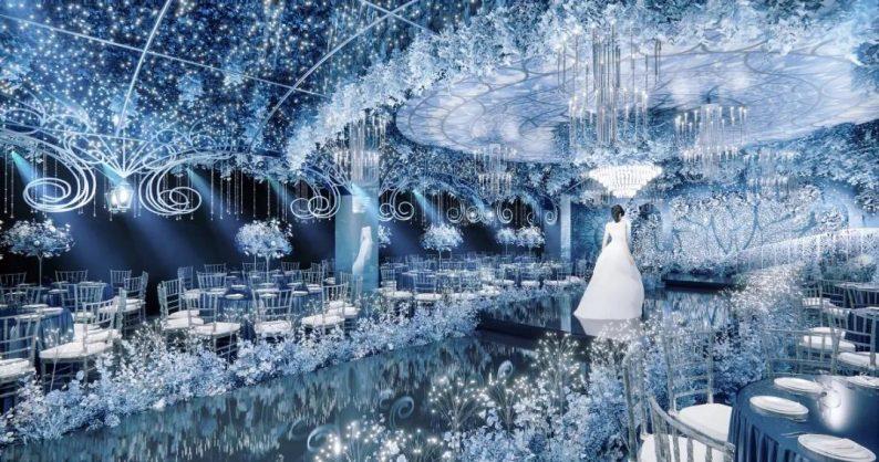 婚礼堂发布:聚千万资本、打造生活秀场!五线城市婚礼堂连锁产业  第13张