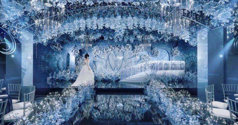 婚礼堂发布:聚千万资本、打造生活秀场!五线城市婚礼堂连锁产业  第14张